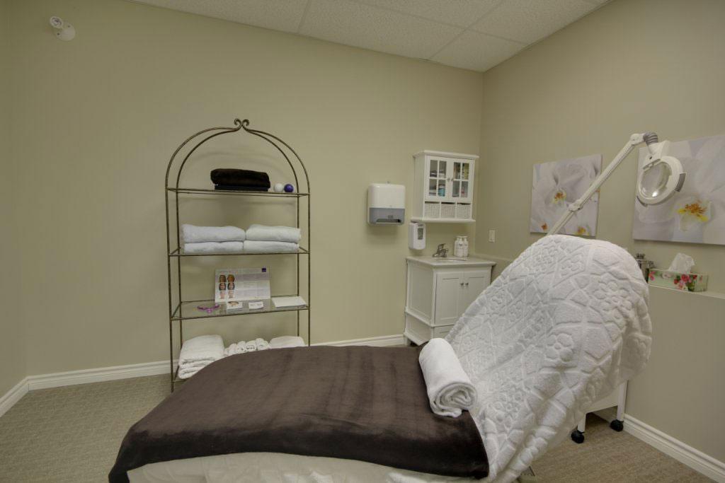 Laser Aesthetics Burlington inside clinic