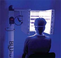 Blu-U Light Treatment Brant