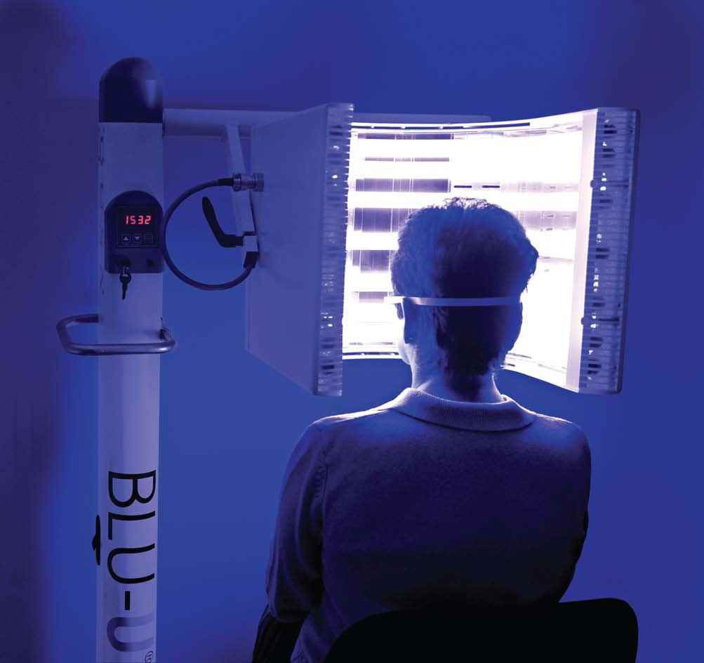Blu-U Light Treatment