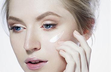 Beatufiul acne free skin