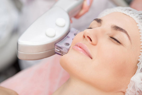 Photo of Photorejuvenation treatment