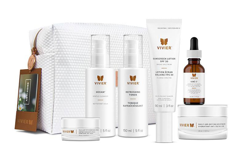 VivierPharma Anti-Aging Program kit